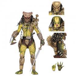 Figura Ultimate Elder The Golden Angel Predator 1718 Predator 2 21cm - Imagen 1
