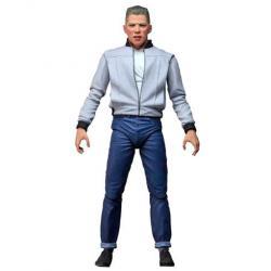 Figura articulada Ultimate Biff Tannen Regreso al Futuro 18cm - Imagen 1