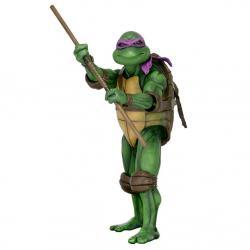 Figura articulada Donatello Tortugas Ninja 42cm - Imagen 1