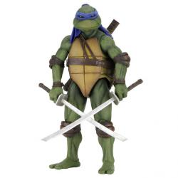 Figura articulada Leonardo Tortugas Ninja 42cm - Imagen 1