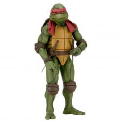 Figura articulada Raphael Tortugas Ninja 42cm - Imagen 1