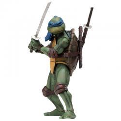 Figura Leonardo Movie 1990 Tortugas Ninja 18cm - Imagen 1