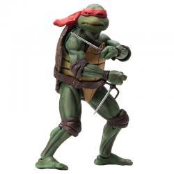 Figura Raphael Movie 1990 Tortugas Ninja 18cm - Imagen 1