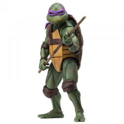 Figura Donatello Movie 1990 Tortugas Ninja 18cm - Imagen 1