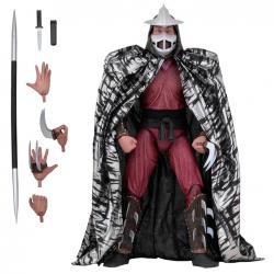 Figura articulada Shredder Tortugas Ninja 18cm - Imagen 1