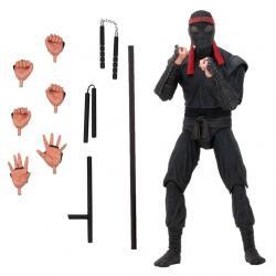 Figura articulada Foot Soldier Melee Tortugas Ninja 18cm - Imagen 1