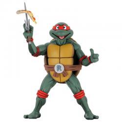 Figura articulada Raphael Tortugas Ninja 41cm - Imagen 1