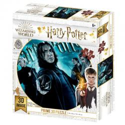 Puzzle lenticular Slytherin Harry Potter 300pzs - Imagen 1