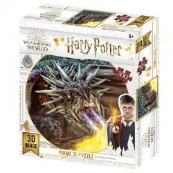 Puzzle lenticular Dragon Harry Potter 300pzs - Imagen 1