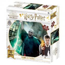 Puzzle lenticular Voldemort Harry Potter 300pzs - Imagen 1