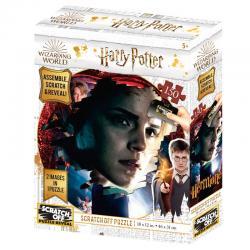 Puzzle para Rascar Hermione Harry Potter 150pzs - Imagen 1