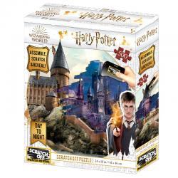 Puzzle para Rascar Hogwarts Harry Potter 500pzs - Imagen 1