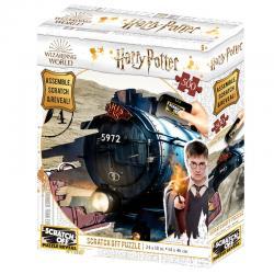 Puzzle para Rascar Hogwarts Express Harry Potter 500pzs - Imagen 1