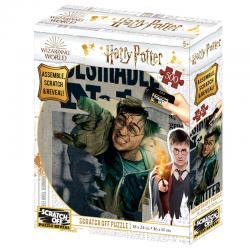 Puzzle para Rascar Wanted Harry Potter 500pzs - Imagen 1