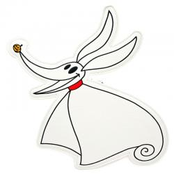 Bolso mano Zero Pesadilla Antes de Navidad Disney Loungefly - Imagen 1