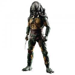 Figura articulada Tracker Predator Previews Exclusive Predators 11cm - Imagen 1