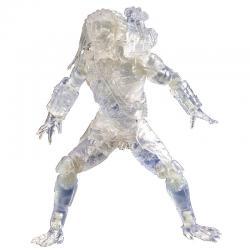 Figura articulada Invisible Jungle Hunter Exclusive Predator 11cm - Imagen 1