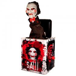Caja de musica sorpresa Billy Saw - Imagen 1
