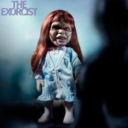 Figura Regan Macneil El Exorcista 38cm sonido - Imagen 1