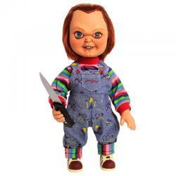 Muñeco Chucky El Muñeco Diabolico sonido 38cm - Imagen 1