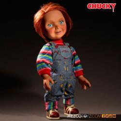 Figura articulada parlante Muñeco Diabolico Chucky 38cm - Imagen 1