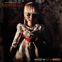 Replica muñeca Annabelle The Conjuring 46cm - Imagen 1