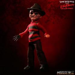 Figura Freddy Krueger Pesadilla en Elm Street 25cm sonido - Imagen 1