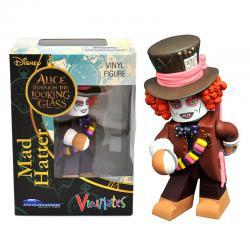 Figura Vinimates Sombrerero Loco Alicia a través del Espejo Disney 14cm - Imagen 1