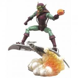 Figura Green Goblin Marvel diorama - Imagen 1