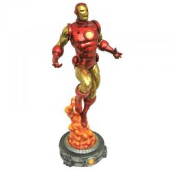 Figura diorama Iron Man Classic Marvel Gallery 28cm - Imagen 1