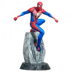Figura Spiderman Marvel Video Game Gallery 25cm - Imagen 1