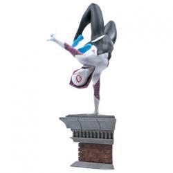 Estatua diorama Spider-Gwen Marvel 28cm - Imagen 1
