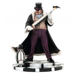 Estatua Penguin Batman DC Comics 23cm - Imagen 1