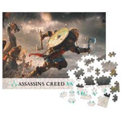 Puzzle Assassins Creed Valhalla 1000pzs - Imagen 1