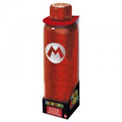 Botella acero inoxidable Super Mario Bros Nintendo 515ml - Imagen 1