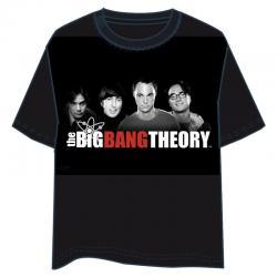 Camiseta The Big Bang Theory adulto - Imagen 1
