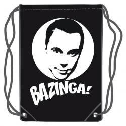 Saco Big Bang Theory 45cm - Imagen 1