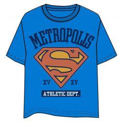 Camiseta Metropolis Superman DC Comics adulto - Imagen 1