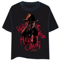 Camiseta Pesadilla en Elm Street adulto - Imagen 1
