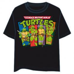 Camiseta Tortugas Ninja adulto - Imagen 1