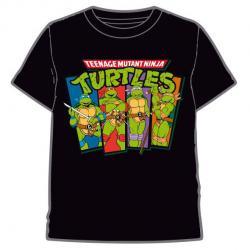 Camiseta Tortugas Ninja infantil - Imagen 1