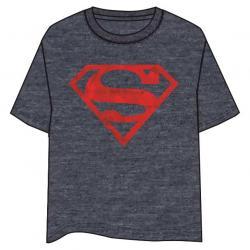 Camiseta Logo Superman DC Comics adulto - Imagen 1
