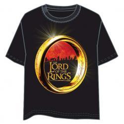 Camiseta El Señor de los Anillos adulto - Imagen 1