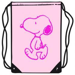 Saco Snoopy 45cm - Imagen 1