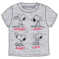 Camiseta Snoopy Estados bebe - Imagen 1