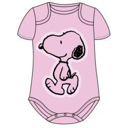 Body Snoopy Rosa - Imagen 1