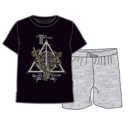 Pijama Deathly Hallows Harry Potter adulto - Imagen 1