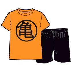 Pijama Kame Dragon Ball Z adulto - Imagen 1