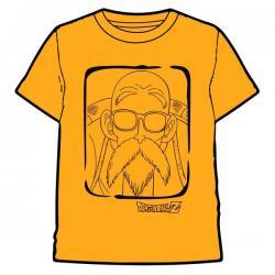 Camiseta Muten Roshi Dragon Ball Z adulto - Imagen 1
