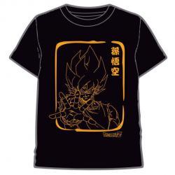 Camiseta Goku Dragon Ball Z adulto - Imagen 1